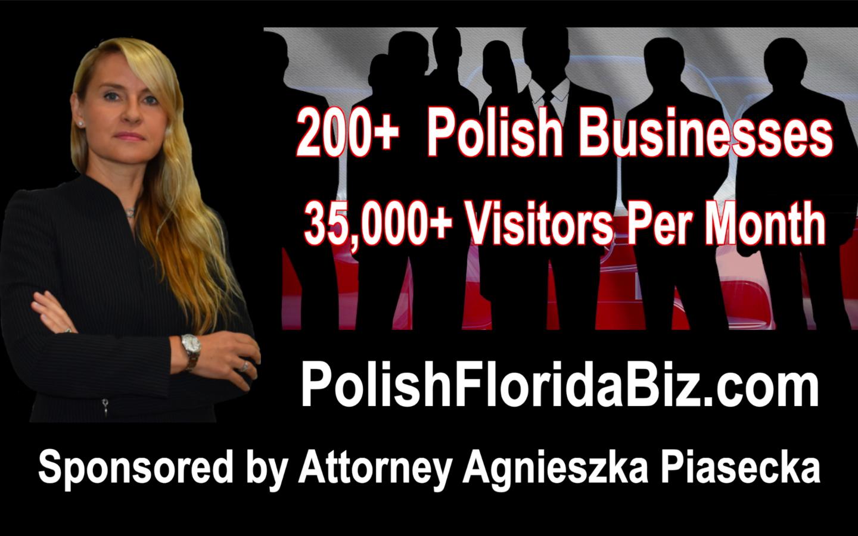 Agnieszka Piasecka Florida