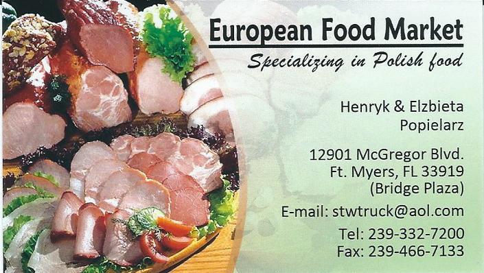 European Food Market