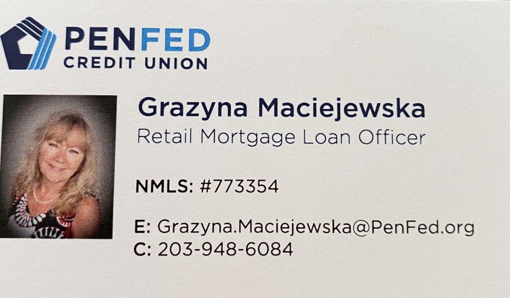 Polish Mortgage Loan Originator, Kredyty na dom, Grazyna Maciejewska