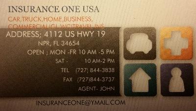 Insurance One USA
