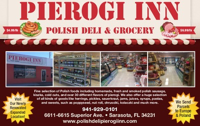 Pierogi Inn - Polish Deli in Sarasota
