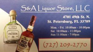 S & A Liquor Store, LLC