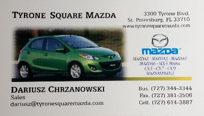 Tyrone Square Mazda